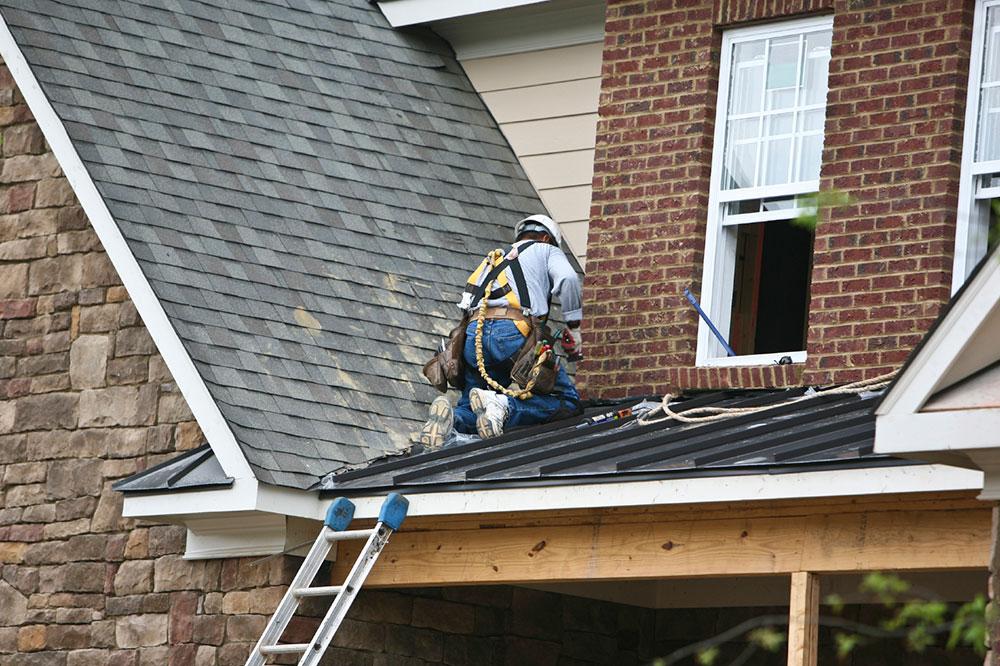Leaking Roof Repair solutions for water leaking through ceiling
