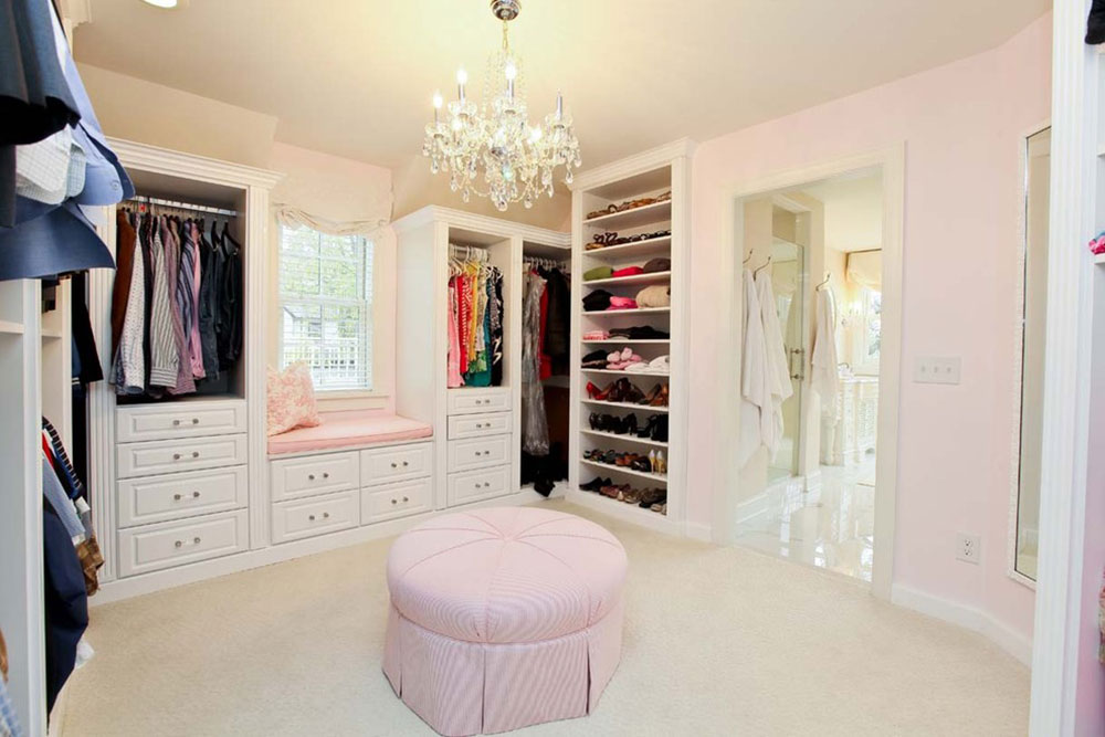Useful And Amazing Walk In Closets13