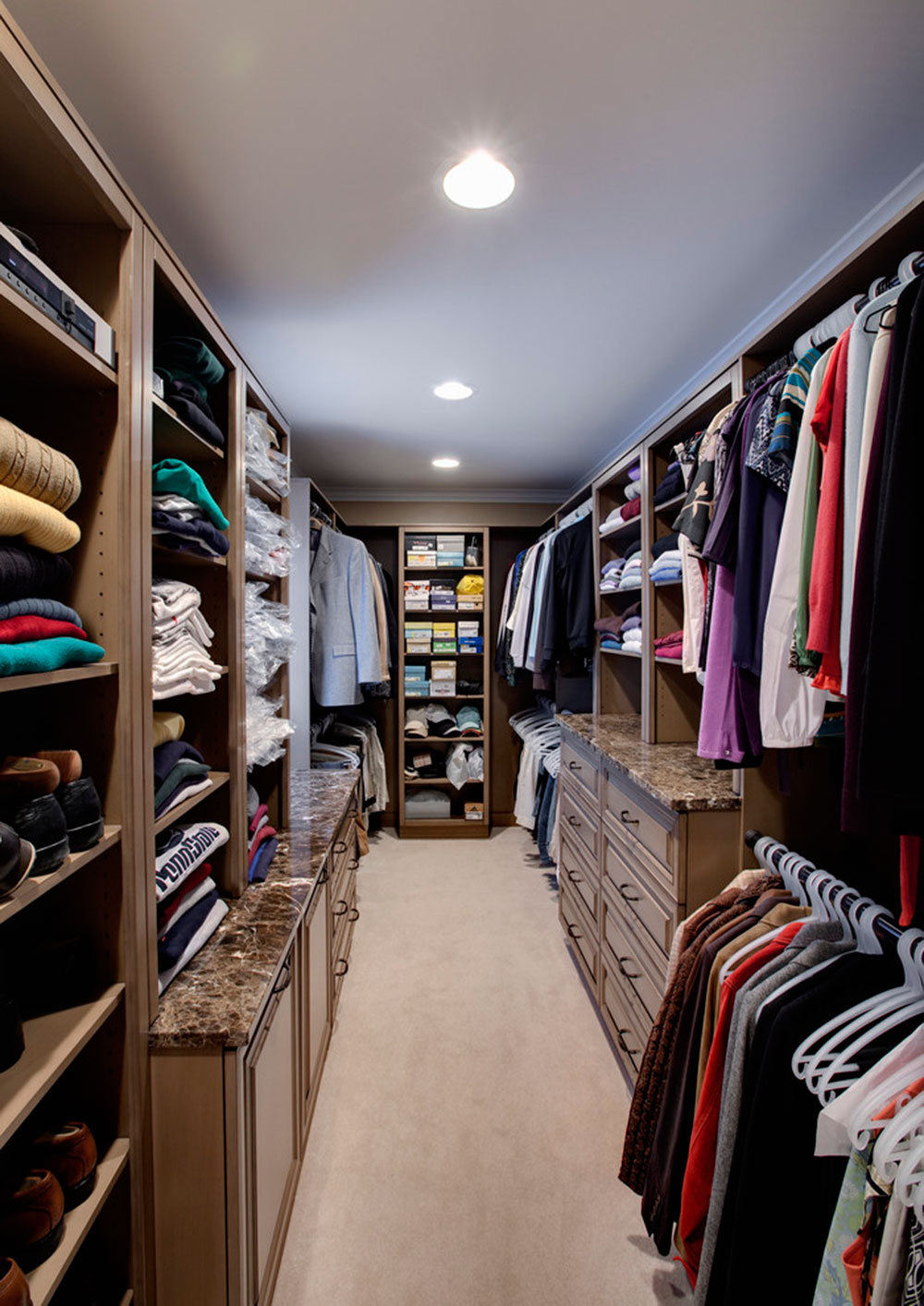 Useful And Amazing Walk In Closets15 Useful And Amazing Walk In