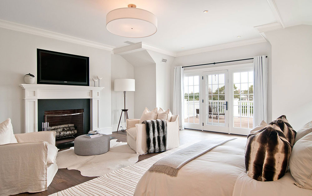 Hampton House MS Architecture Modern And Luxurious Bedroom Interior Design Is Inspiring