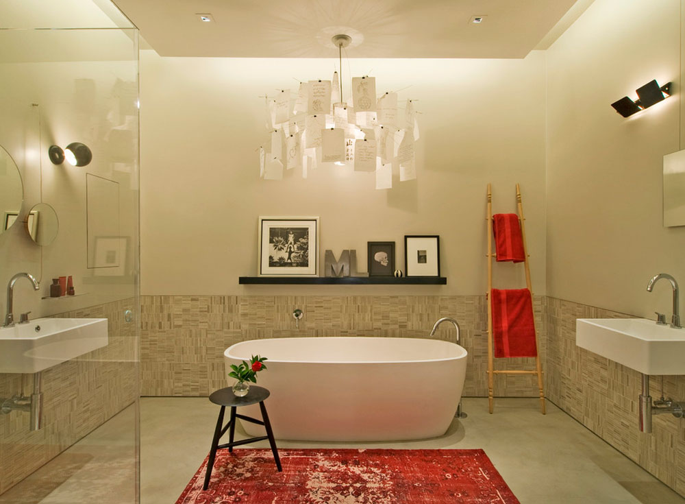 Modern Bathroom Ideas To Impress Your Guests13 Powder Room