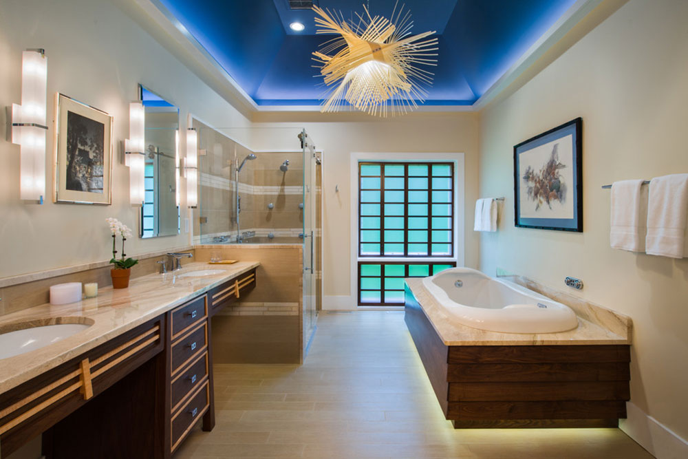 Bathroom Light Fixture Requirements powder room ideas to impress your guests (71 pictures)
