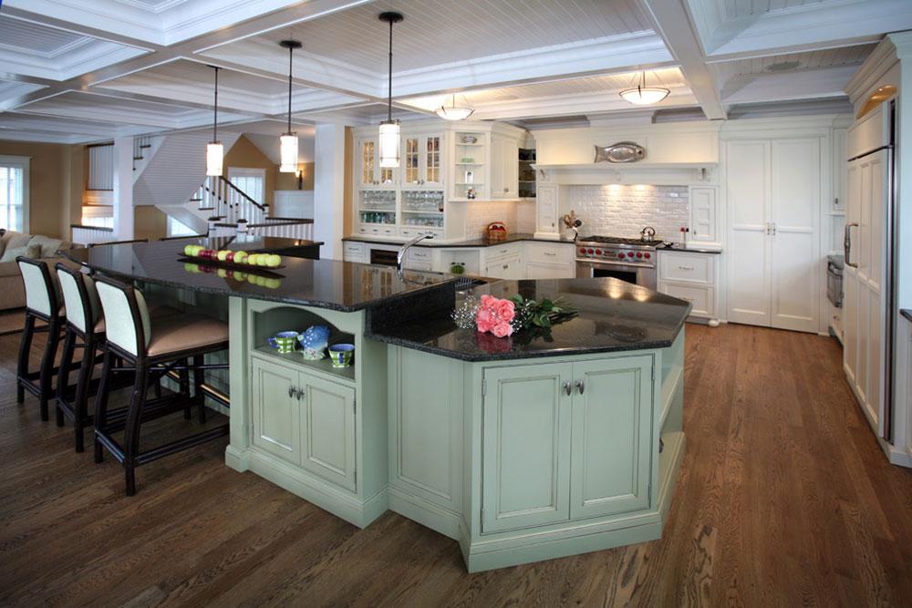 Modern Kitchen Backsplash Ideas4 1 Modern Brick Backsplash Kitchen Ideas