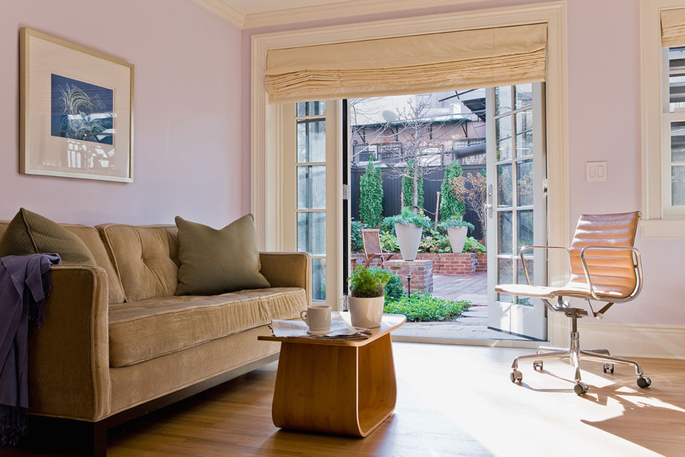 Window Treatments For French Doors1 Doors