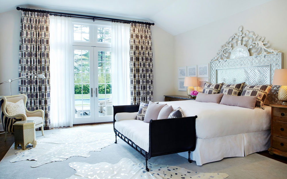 Perfect Window Treatments For French Doors13 Window Treatments For French Doors