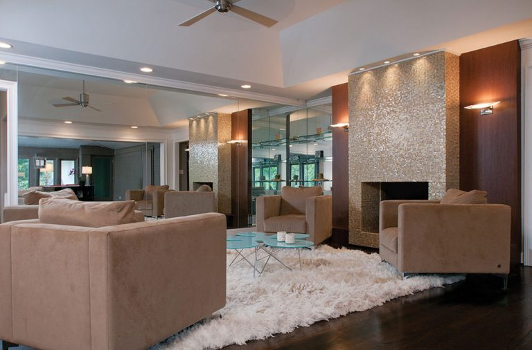 Modern And Traditional Fireplace Design Ideas - 35 Photos