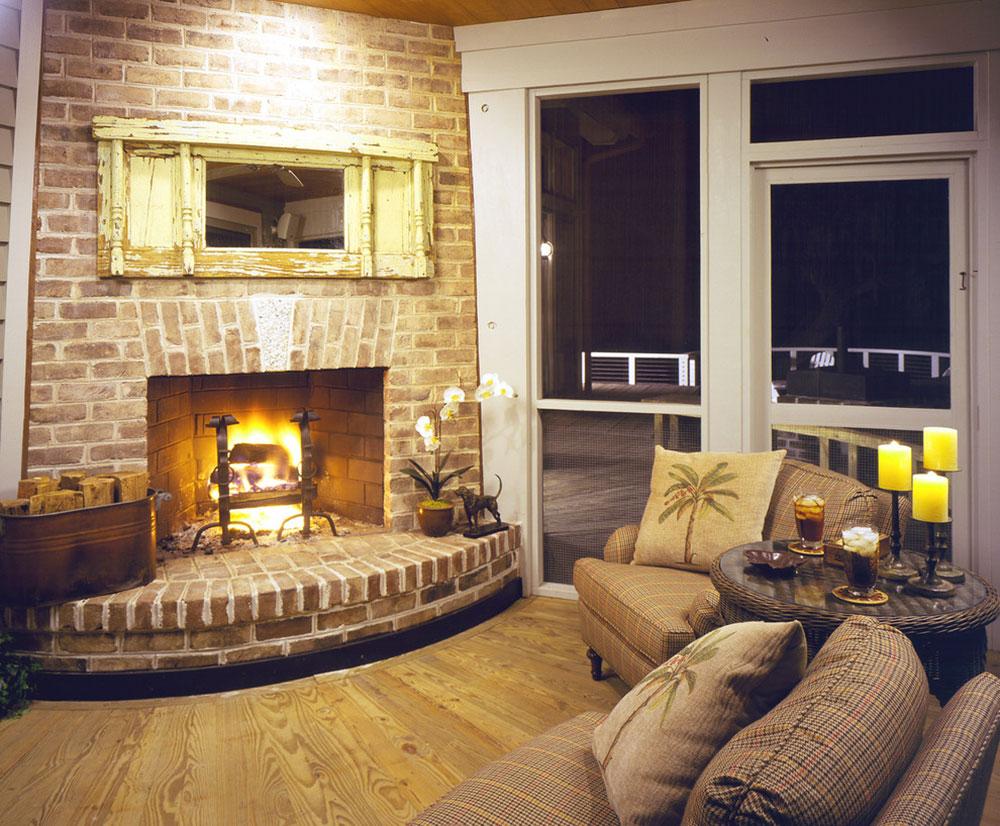 Design Ideas For Firewood Storage12 Storage