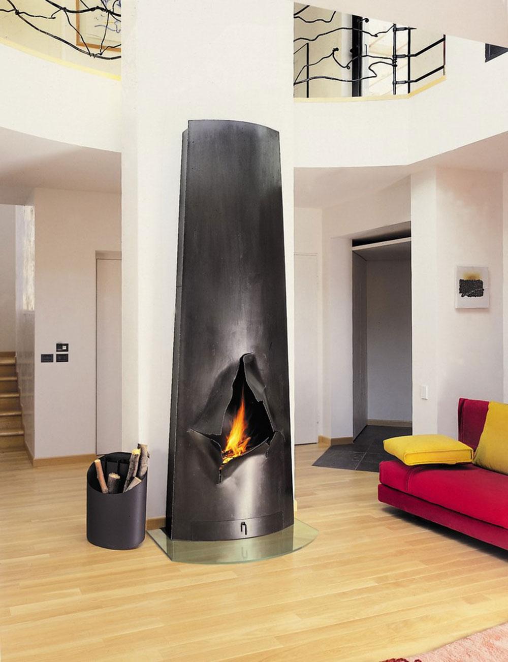firewood storage design ideas