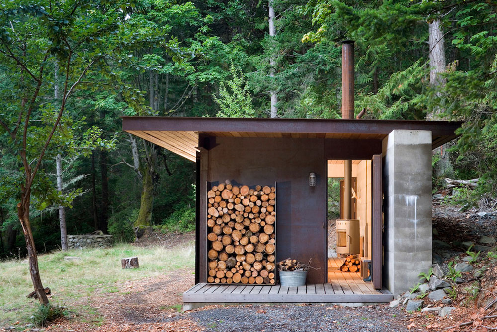 Design Ideas For Firewood Storage4 Firewood Storage Design Ideas