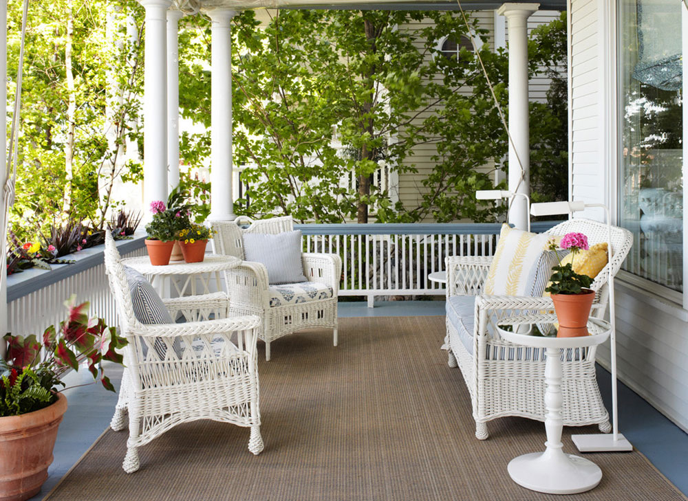 Difference Between Wicker And Rattan Furniture