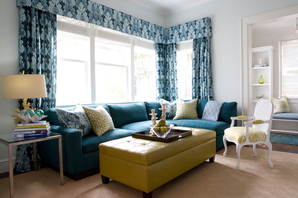New Trend For Blue Living Room9 Latest Trends