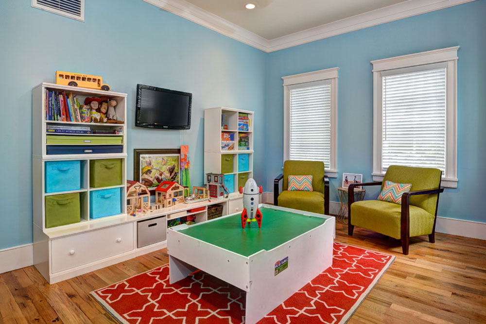 Smart Organizational Ideas For Kids Playroom10 Smart Ideas To Organize The