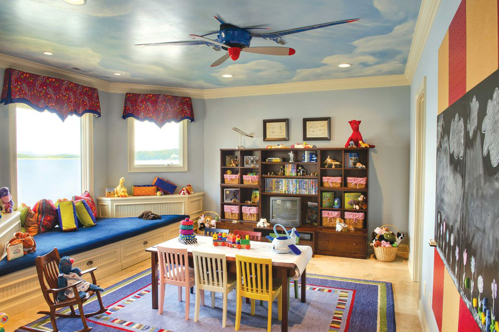 Smart Ideas To Organize The Kids Playroom