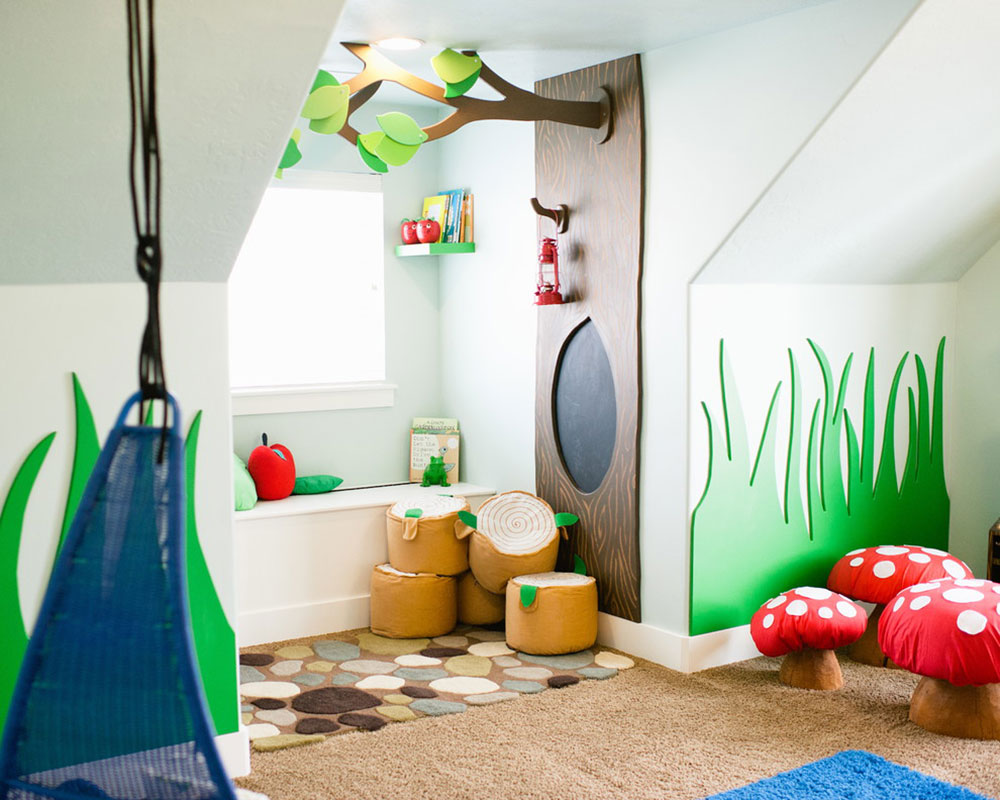 Smart Organizational Ideas For Kids Playroom12 Smart Ideas To Organize The