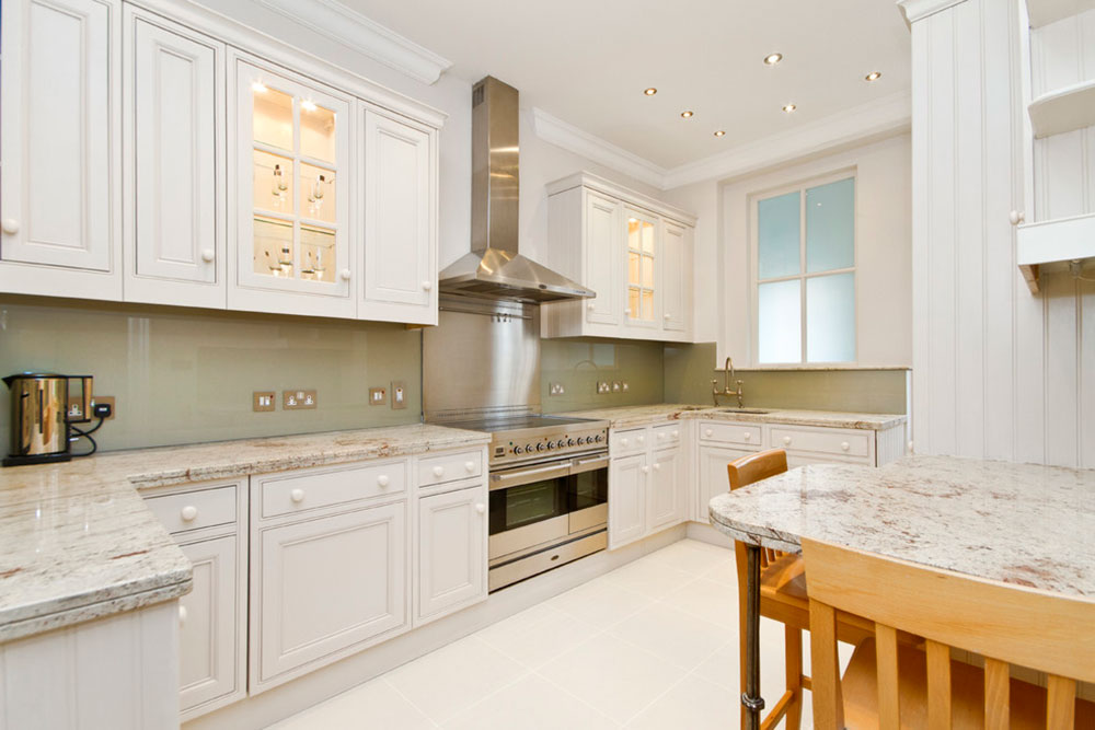 stainless steel backsplash - advantages, tips and ideas