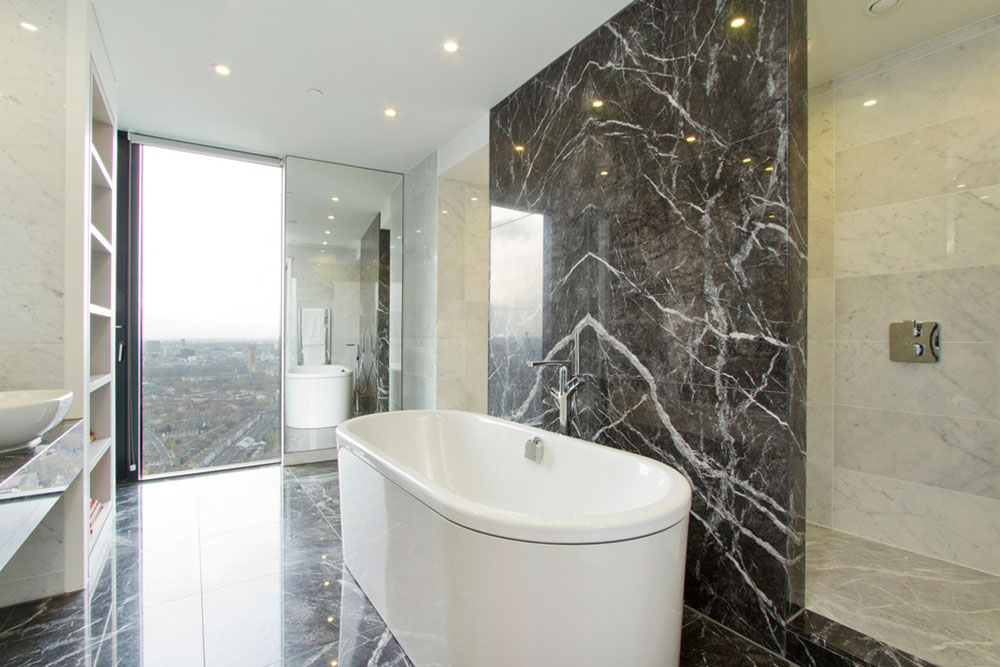 Warm Houses With These Marble Bathroom Design Ideas1 Beautify