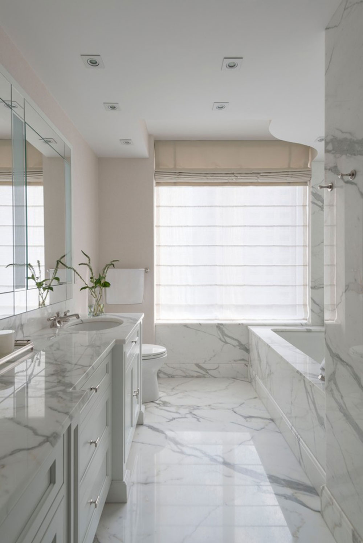 warm houses with these marble bathroom design ideas2 beautify - Bathroom Ideas Marble