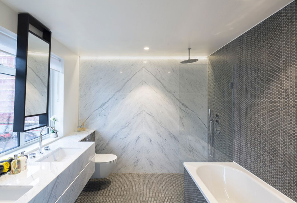 Bathroom Marble Design beautify houses with marble bathroom design ideas