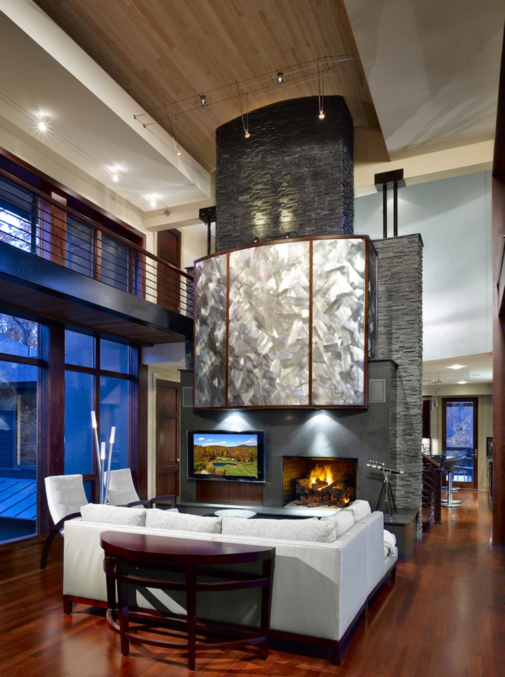 Amazing Interiors With Tones Of Grey