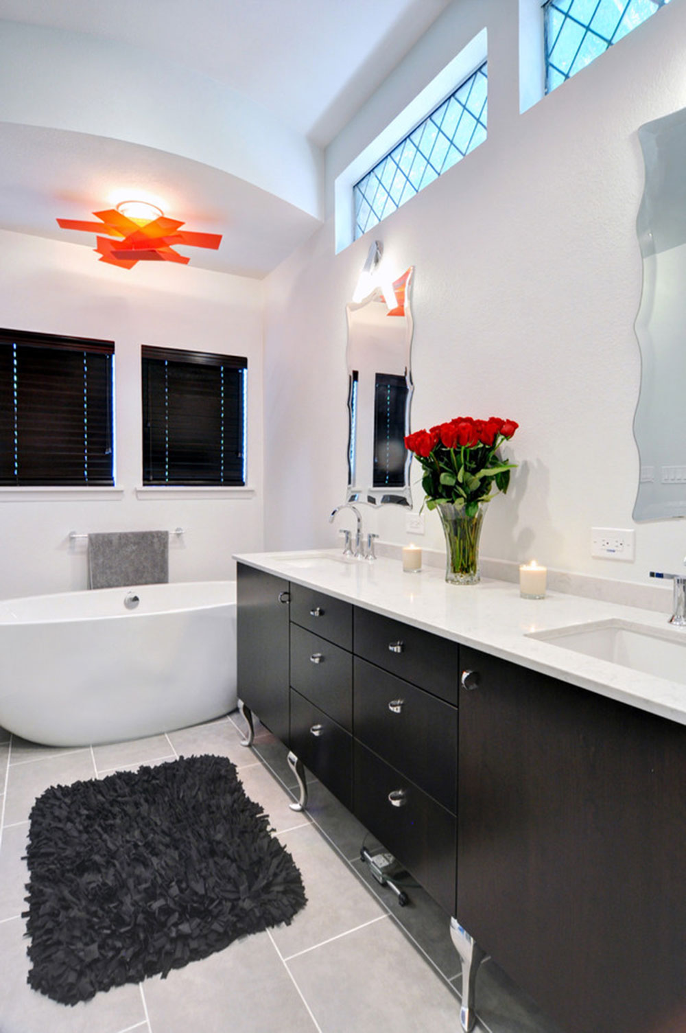 Popular bathroom paint colors - Fresh And Popular Bathroom Color Ideas1 Fresh And Popular Bathroom Color