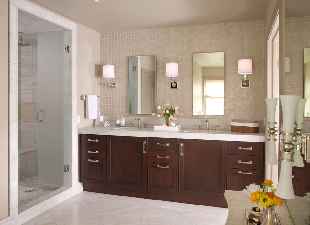 Fresh And Popular Bathroom Color Ideas14
