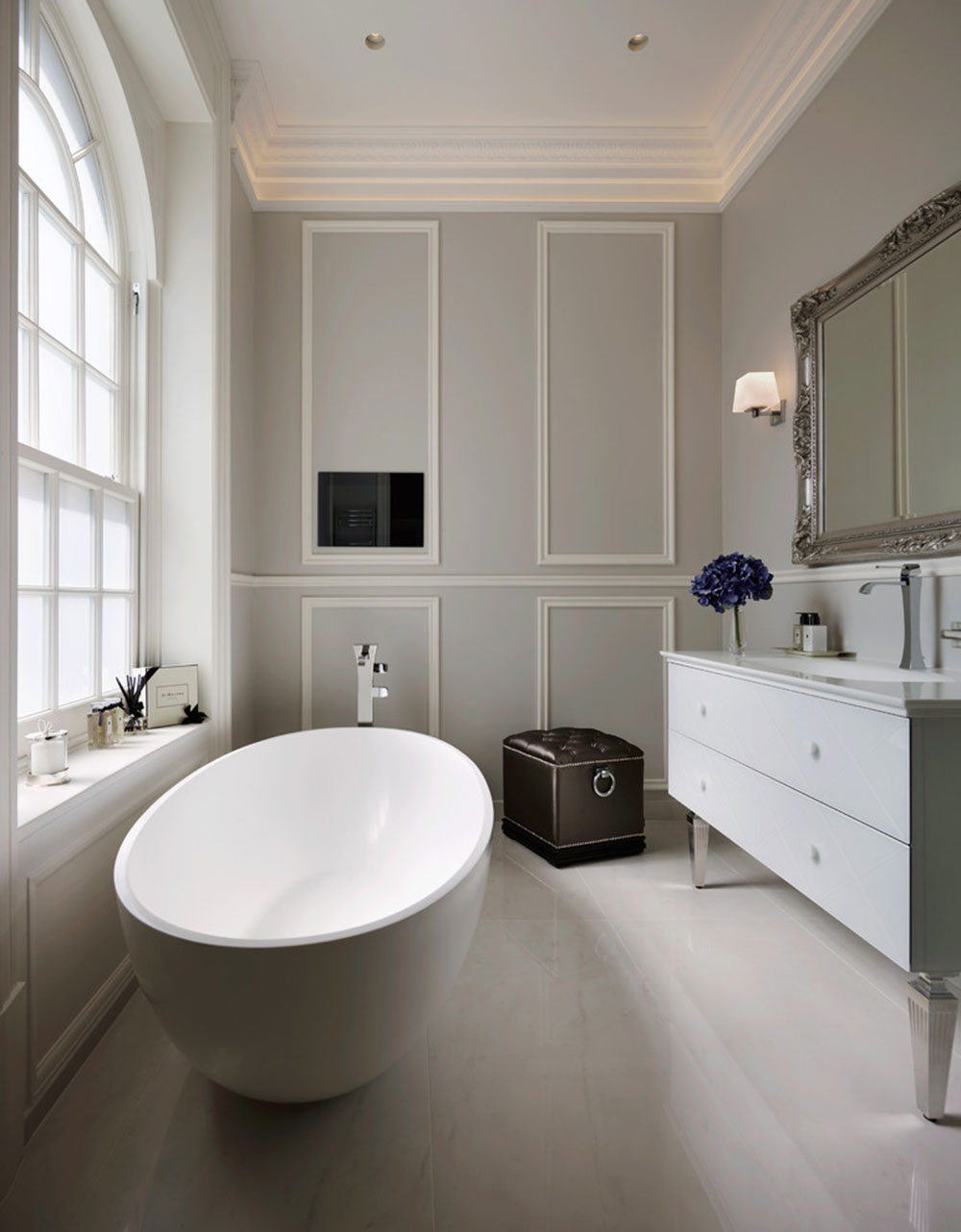 Popular bathroom paint colors - Fresh And Popular Bathroom Color Ideas4 Fresh And Popular Bathroom Color