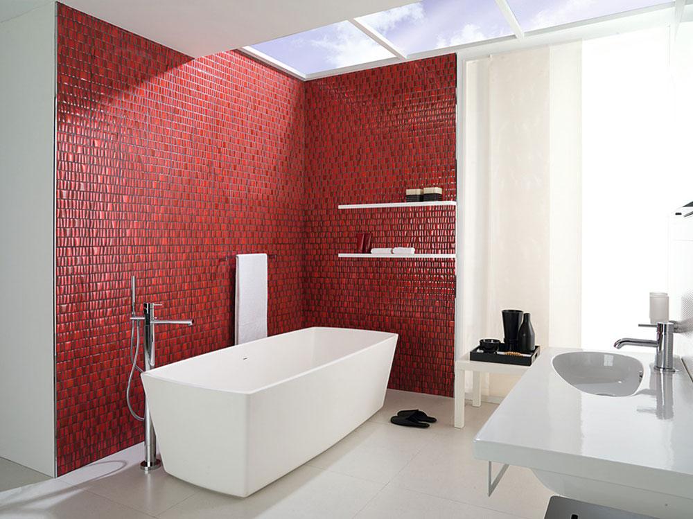 Fresh And Popular Bathroom Color Ideas8