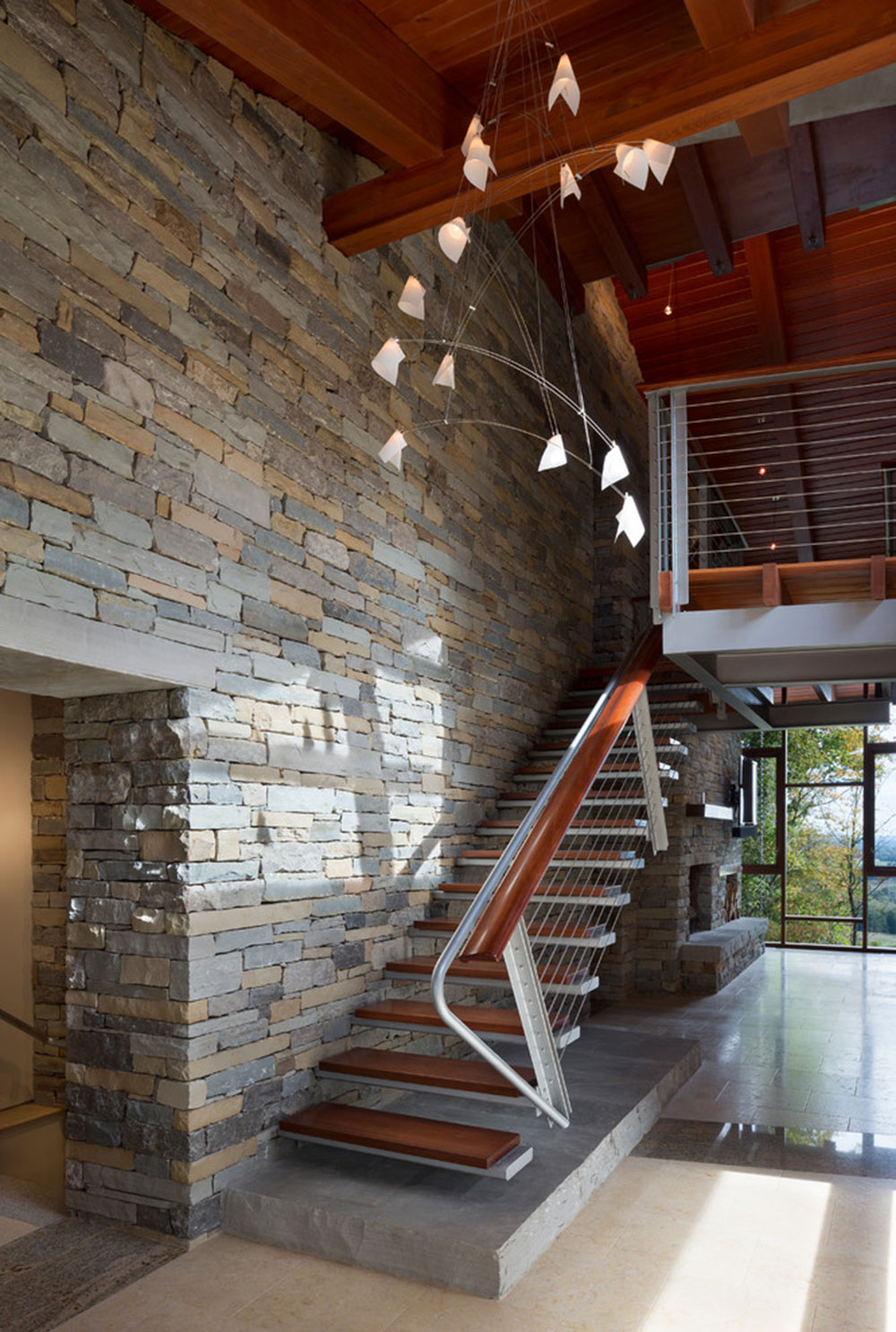 Modern And Exquisite Floating Staircase15 Modern And Exquisite Floating  Staircase Designs