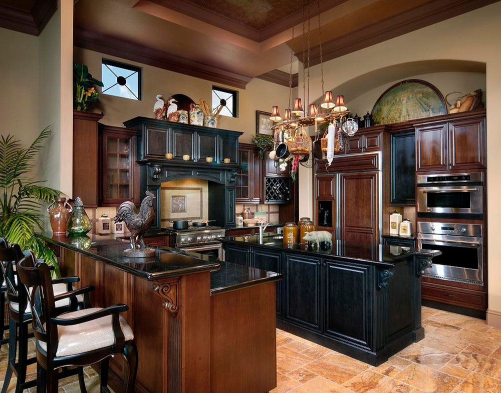 two toned kitchen cabinets two tone kitchen cabinets a concept still in trend 6438