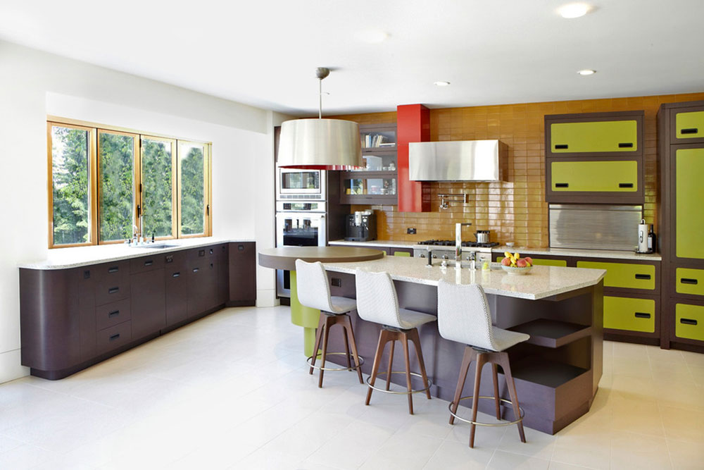 Two Tone Kitchen Cabinets: A Concept Still In Trend