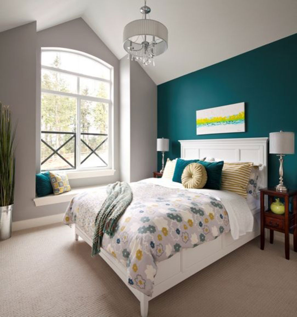 An Entire Palette Of Bedroom Color Combinations1 Combinations
