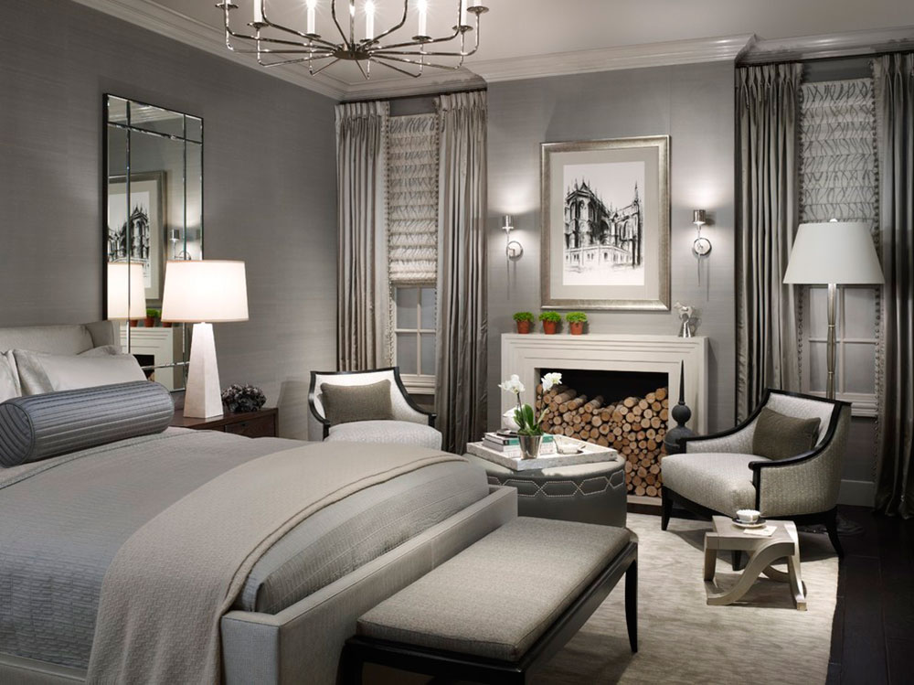 Superb An Entire Palette Of Bedroom Color Combinations22 Bedroom Color Combinations Nice Design