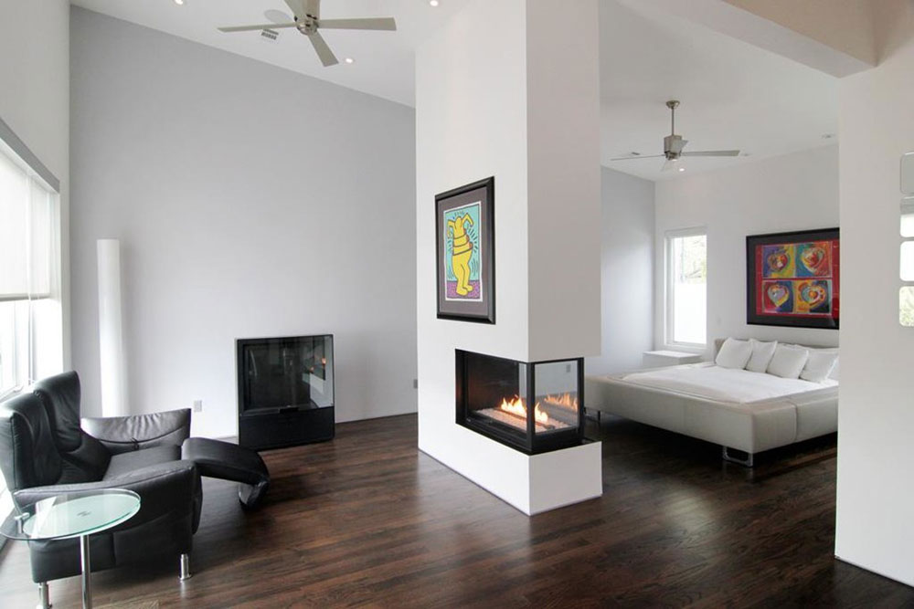 Efficiency-And-Attractiveness-With-Double-Sided-Fireplace6 Double Sided  Fireplace
