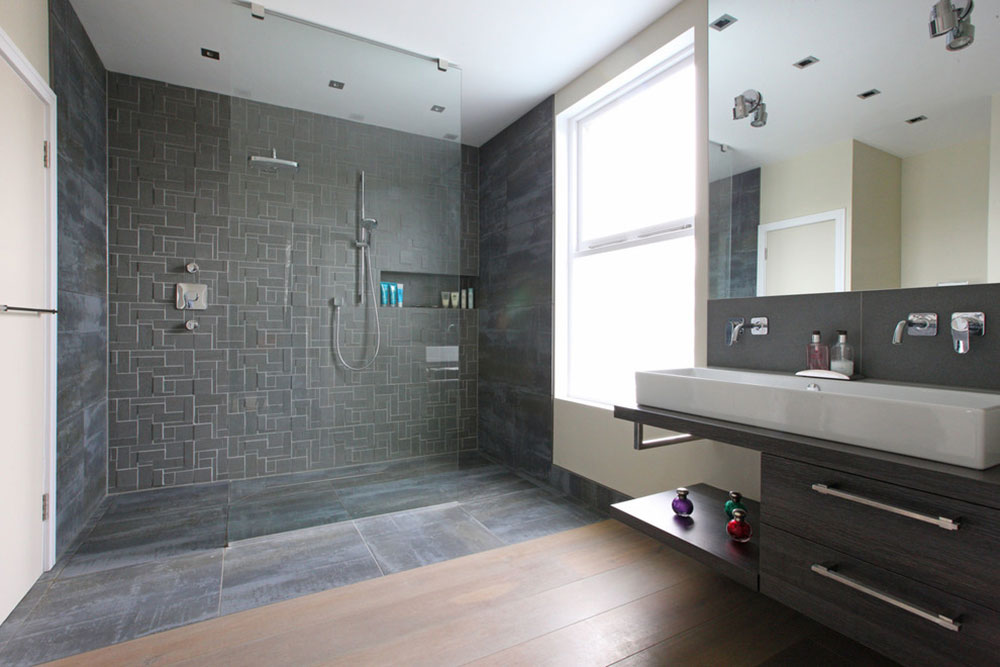 shower design. Enrich Your Life With These Modern Shower Design25 Designs