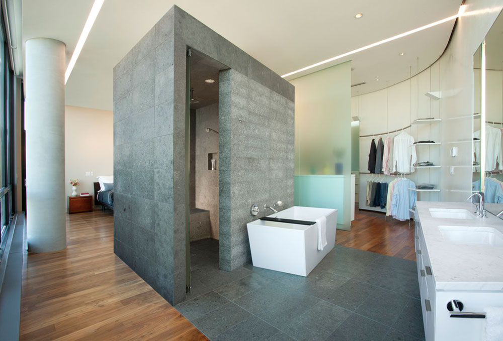 Enrich Your Life With These Modern Shower Design8 Enrich