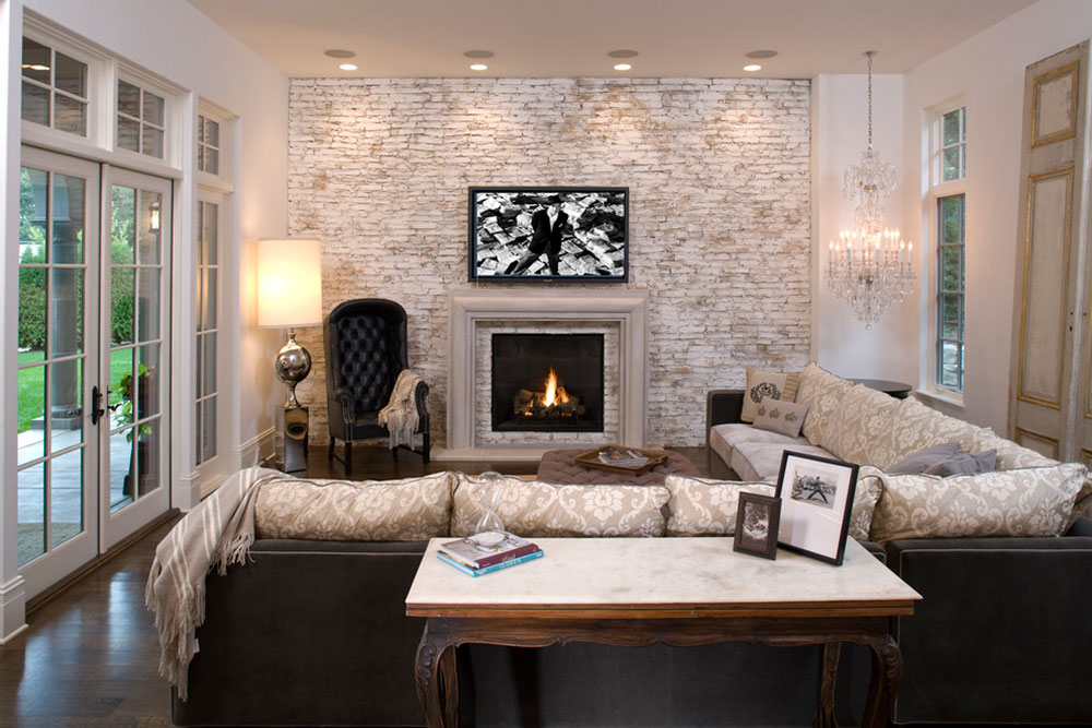 Painting Interior Brick Wall Part - 41: Bricks. Faux-Painting-Techniques-That-Revamp-Your-Place8 Faux Painting  Techniques
