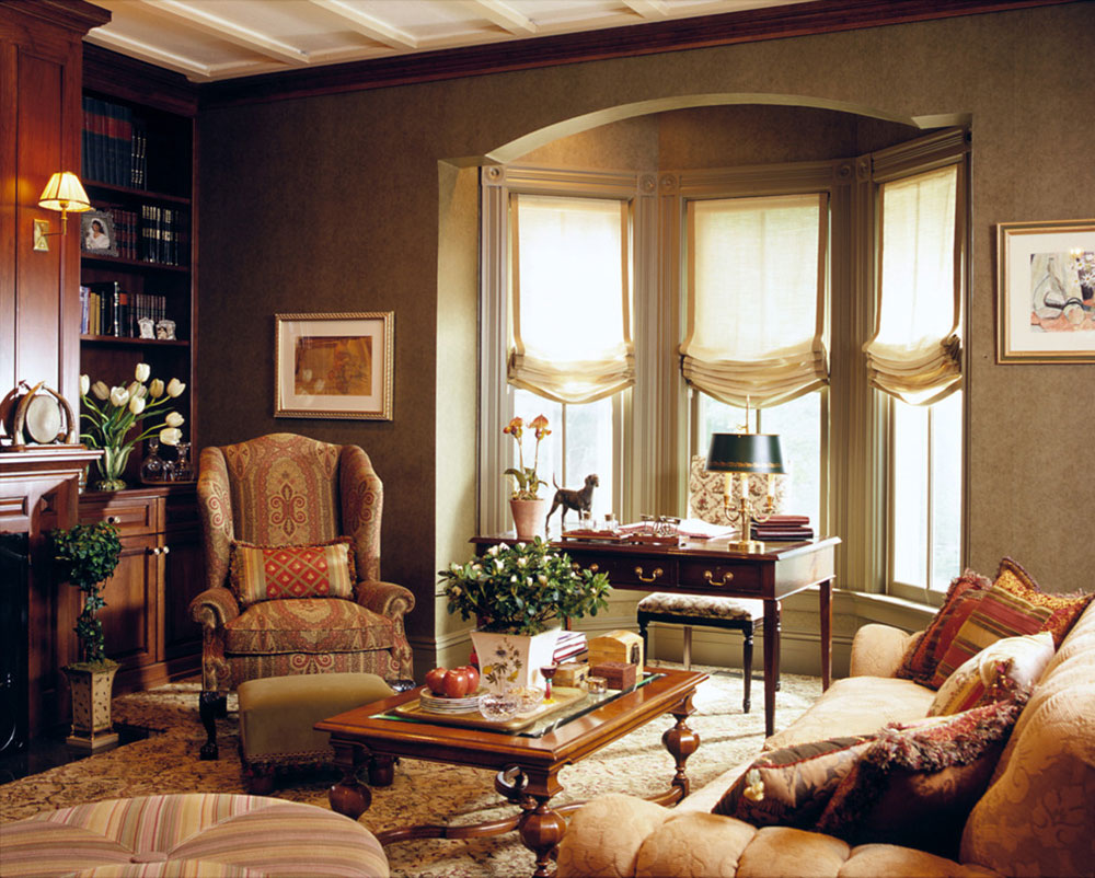 Perfect Homey Feelings With These Bay Window Decor 12 Bay