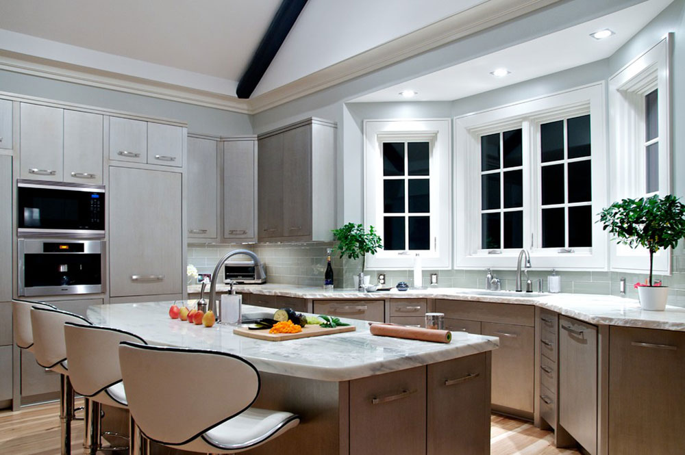 Kitchen Bay Window Ideas Part - 34: Bay Window Decor To Try In Your Home