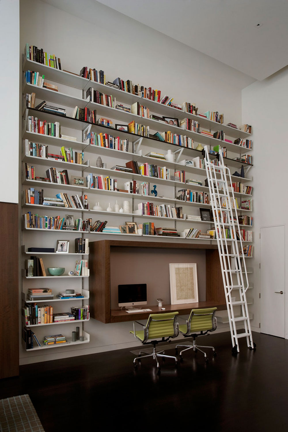 image source david howell design - Library Design Ideas