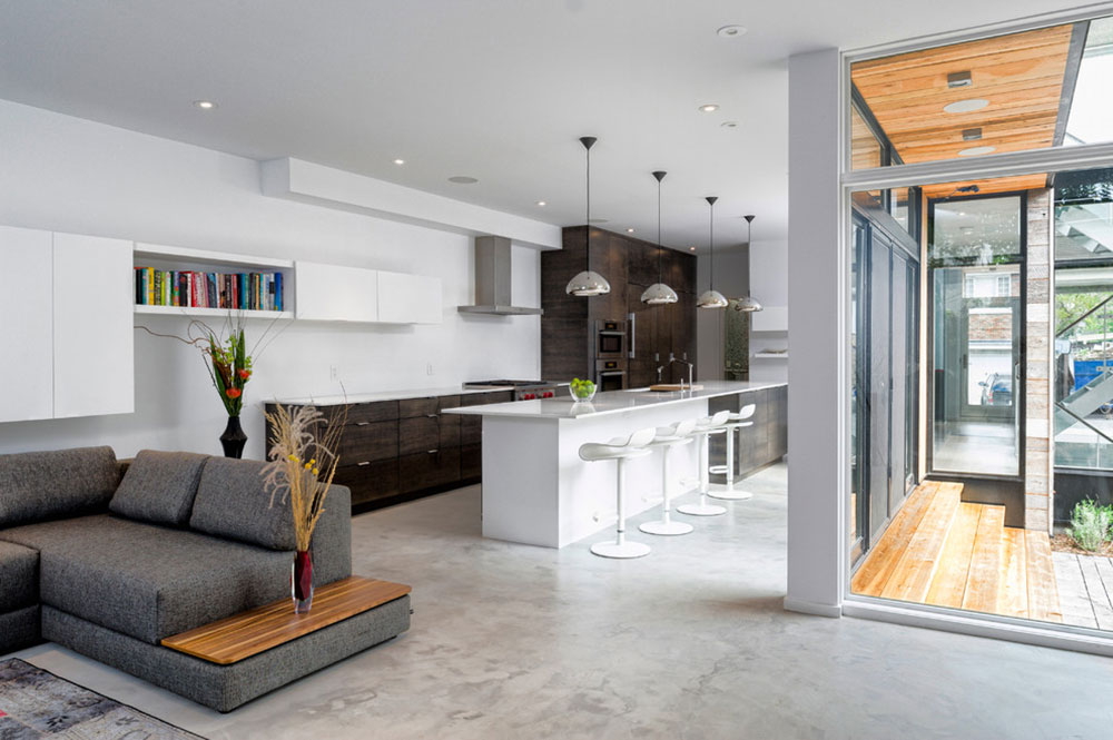 Incorporate Polished Concrete Floors In Your Home6 Incorporate Polished  Concrete