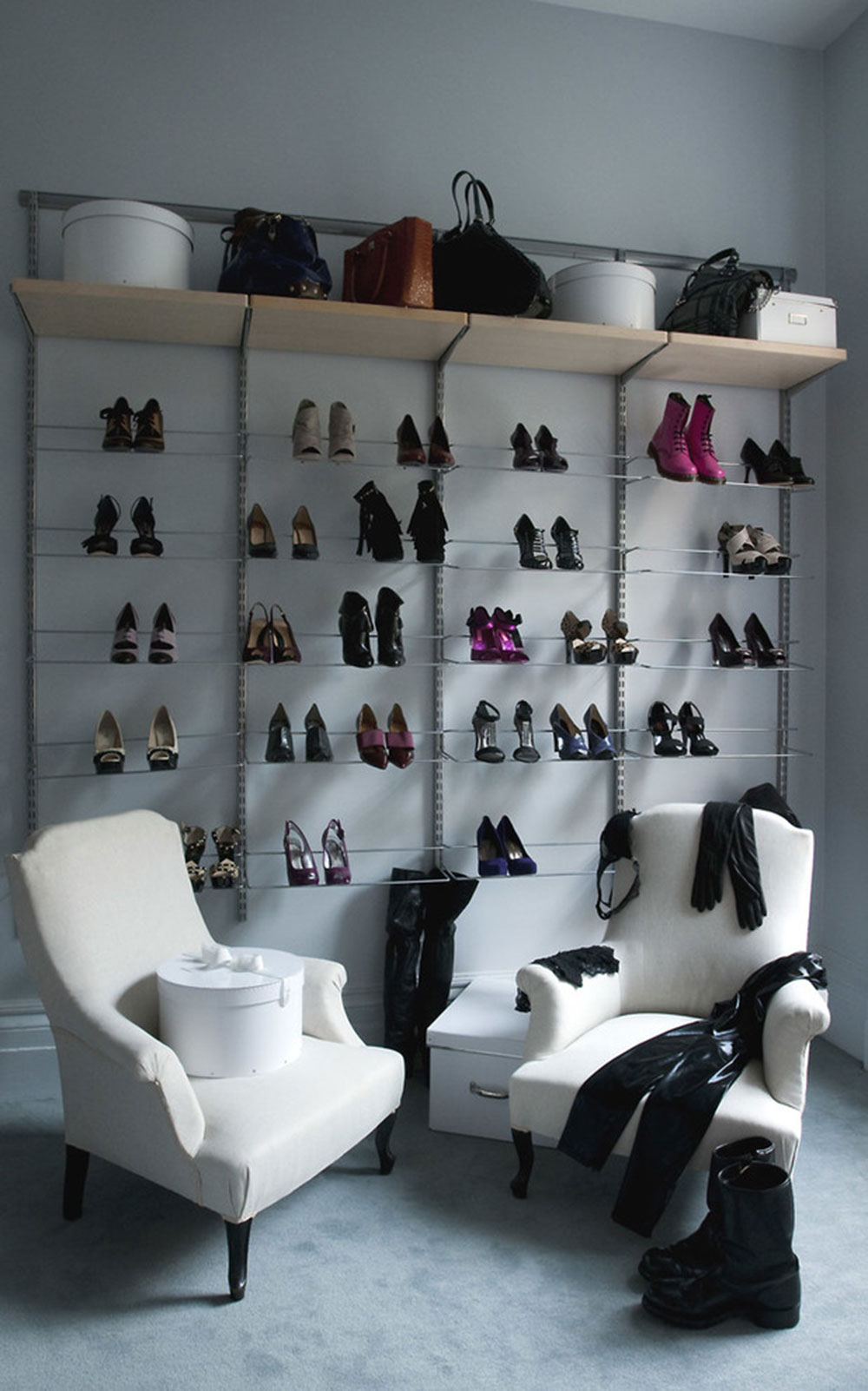Shoe Storage Solutions Shoe Storage Ideas For Better Organizing