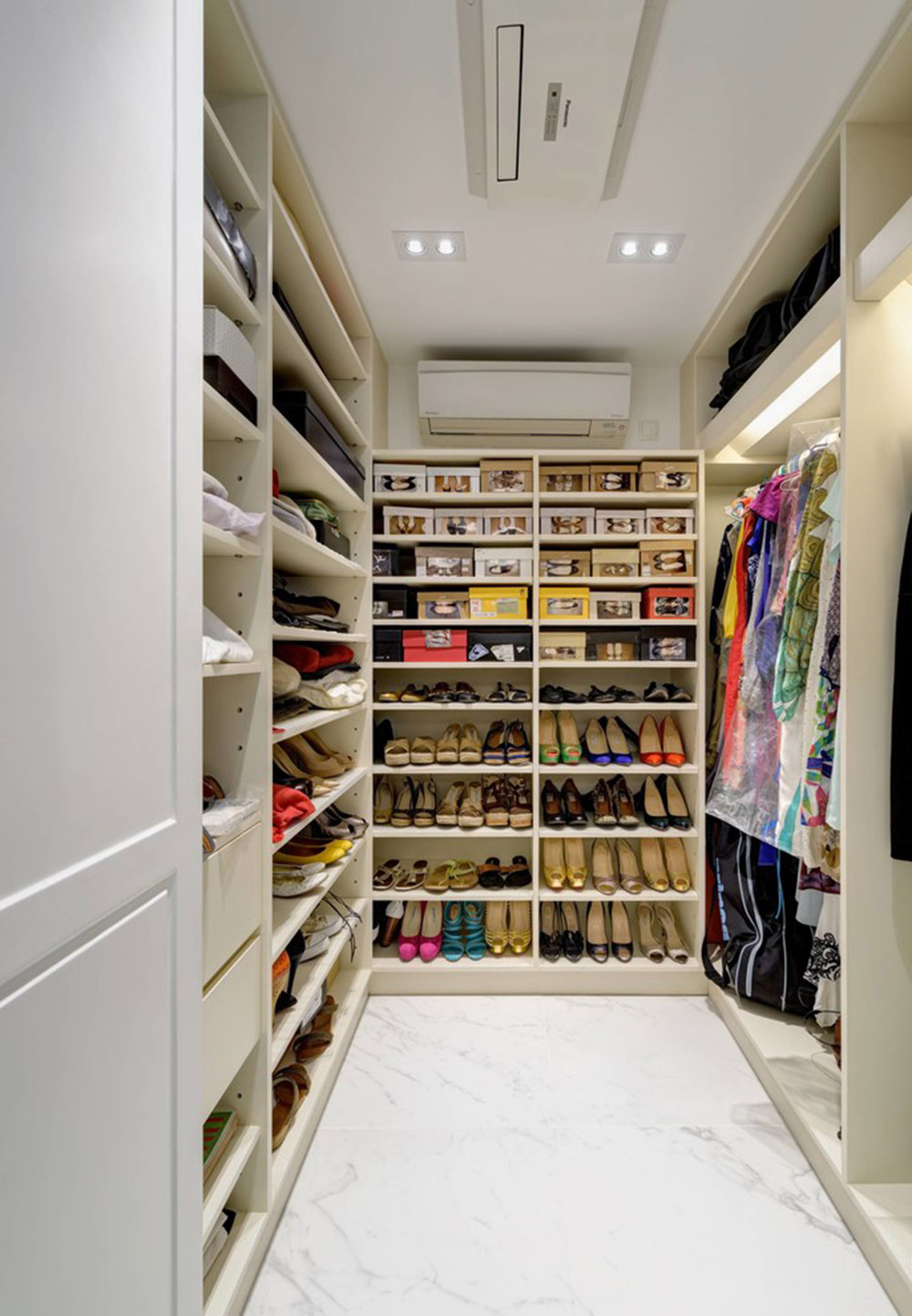 Shoe Storage Ideas For Better Organizing - Shoe cabinets design ideas
