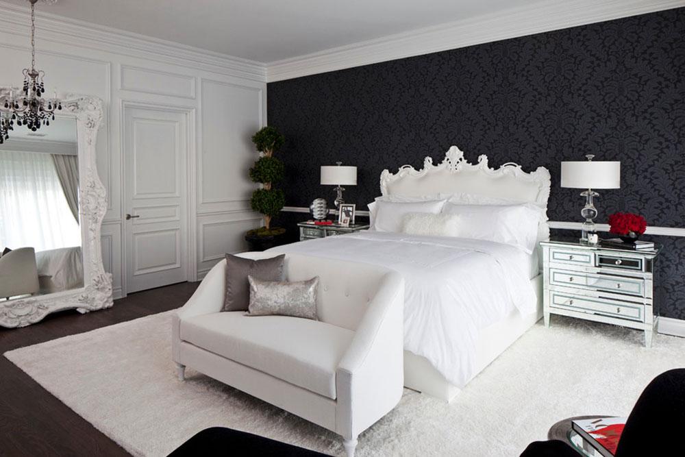 Black And White Bedroom Ideas Always Elegant