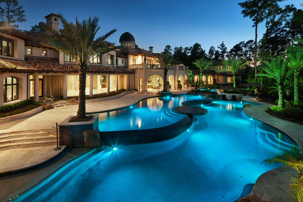 Pool Deck Lighting Ideas find this pin and more on back yard ideas exquisite above ground pool deck Bright Your Backyard With These Deck Lighting Ideas10 Backyard