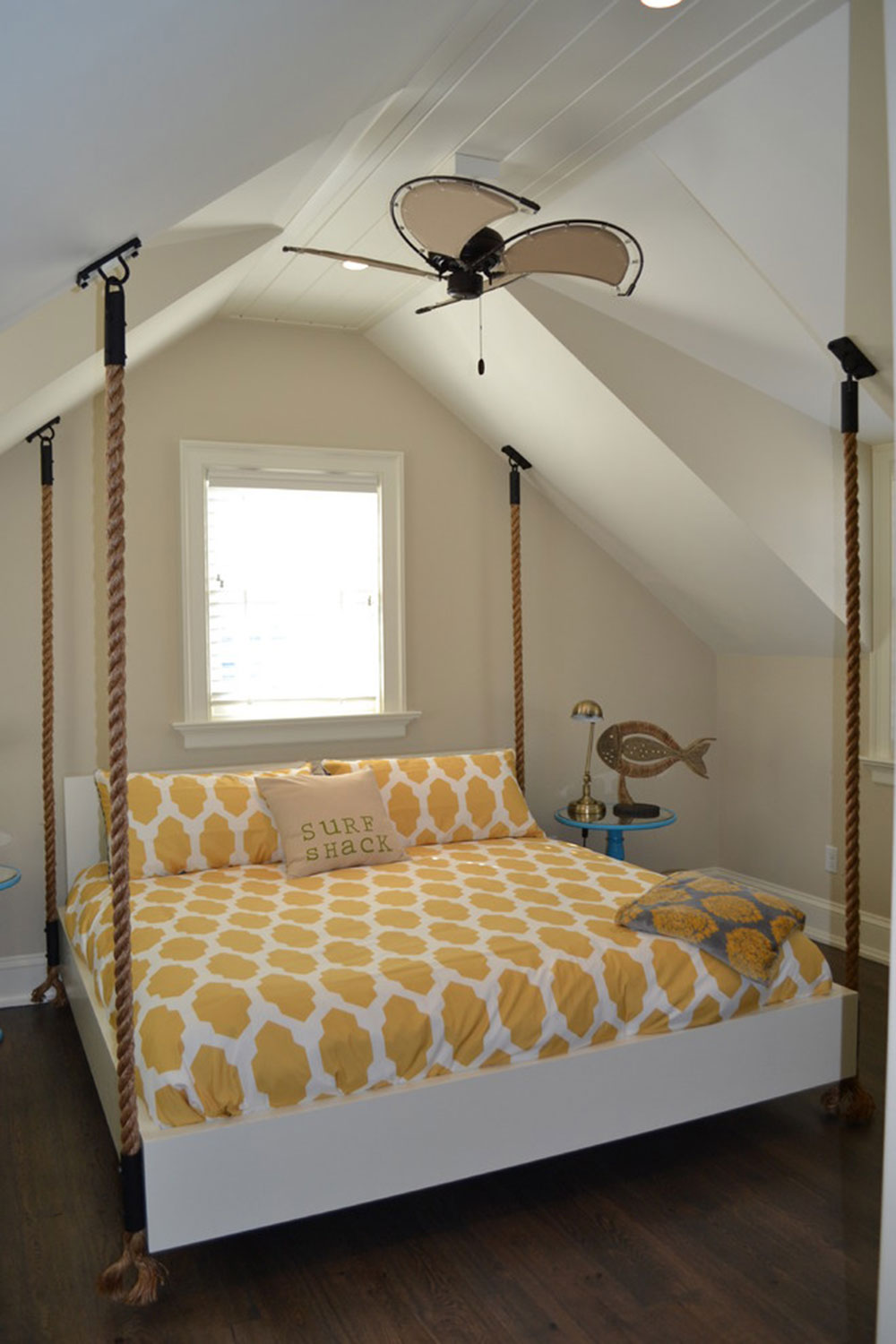 Hanging bed chains - Creative Hanging Beds Ideas For Amazing Homes16 Creative Hanging Beds