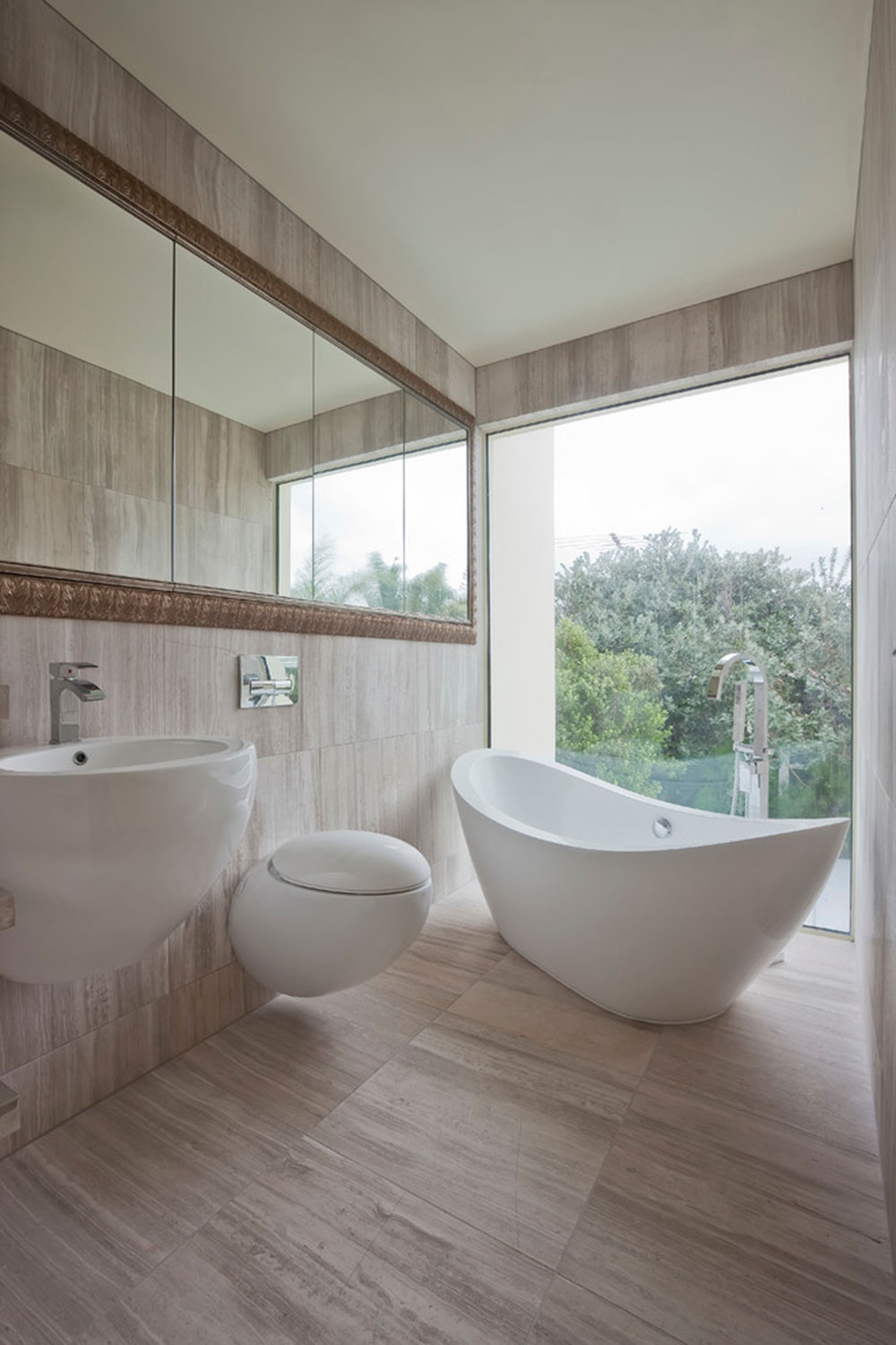 For-More-Space-Use-Wall-Mounted-Toilet-7 Wall - Wall Mounted Toilet Ideas