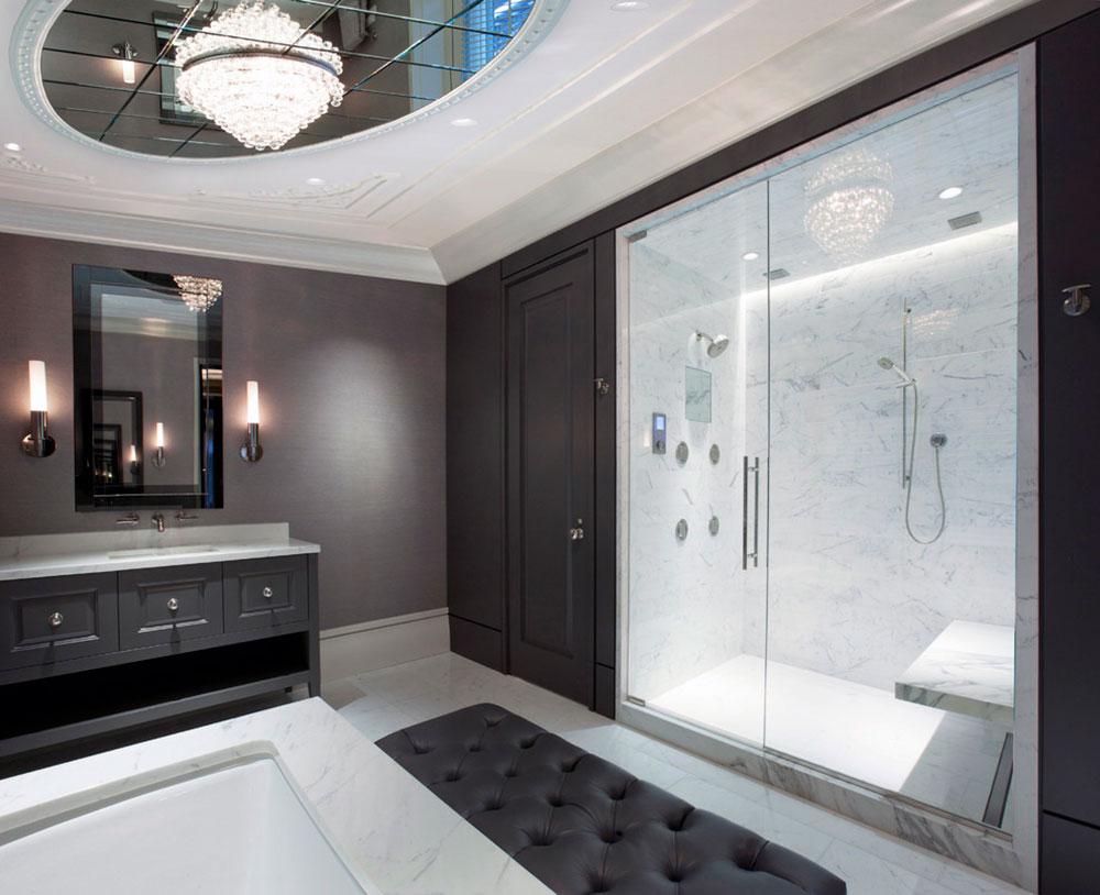 gray bathroom ideas for relaxing days2 gray bathroom design ideas - Gray Bathroom Ideas