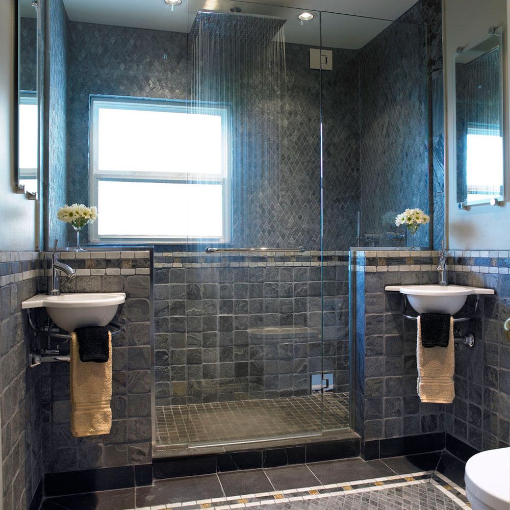 Gray Bathroom Design Ideas