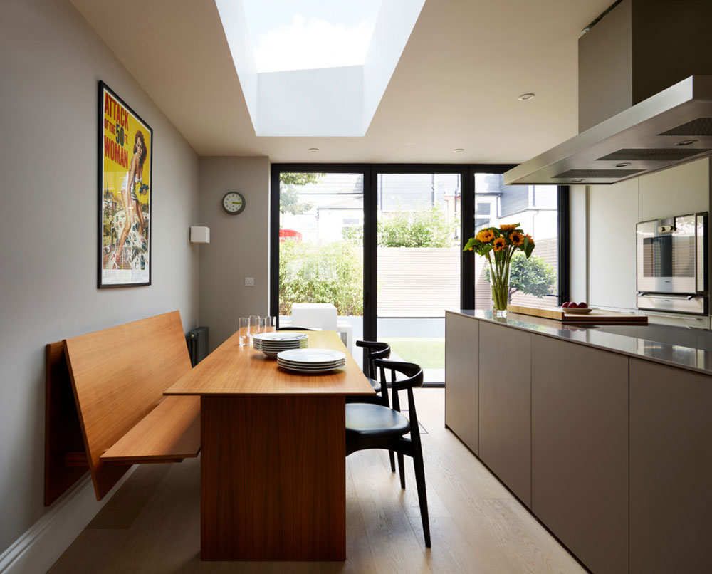 kitchen table bench seats kitchen table bench seat Image source bulthaup by Kitchen Architecture