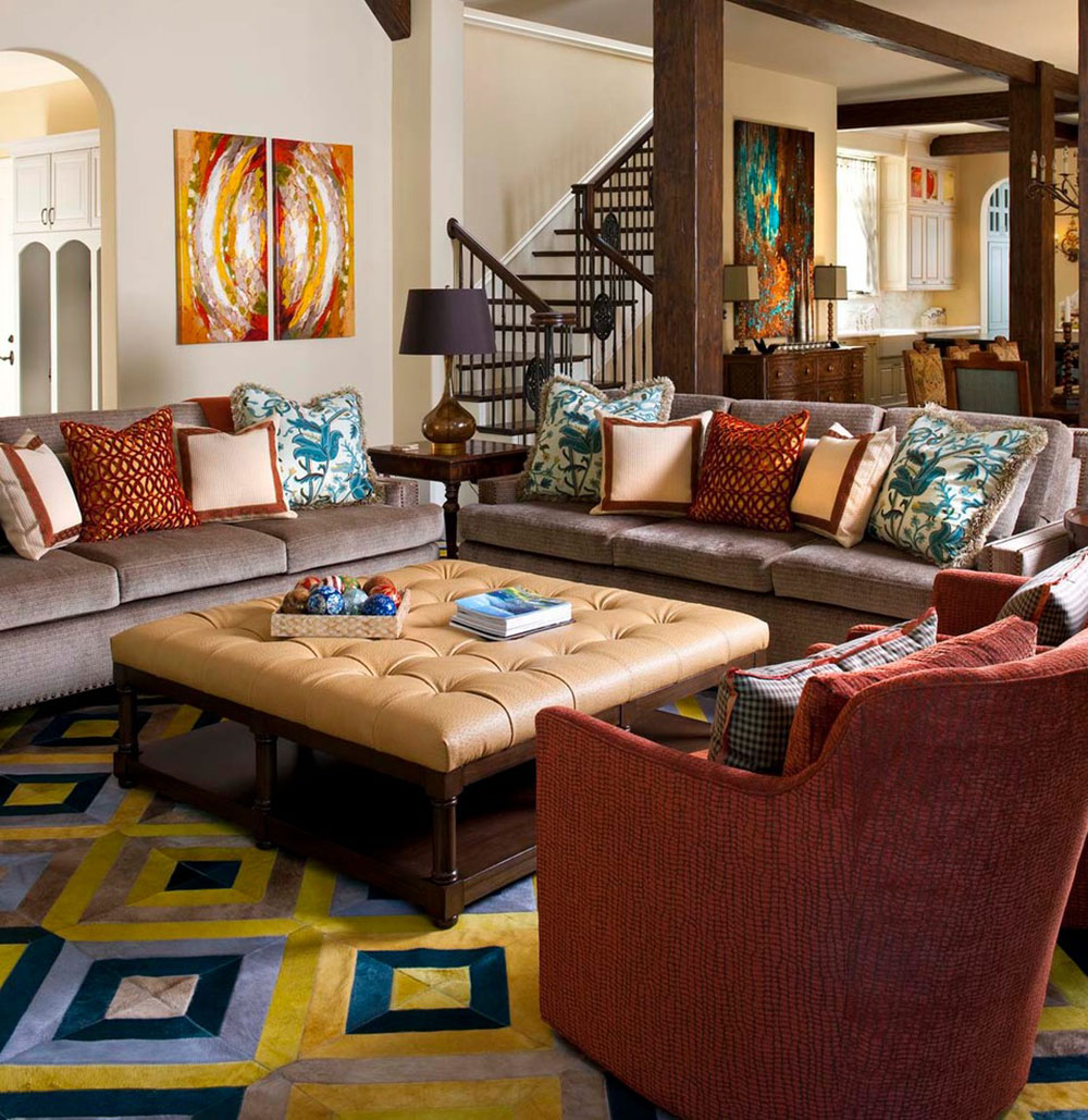Living Room Rug Color Ideas modern living room rug ideas